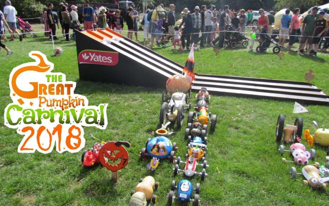 Yates Pumpkin Racers 2018 Results