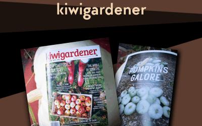 Kiwi Gardener Article