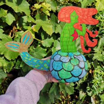 The Mermaid of Pumpkinia