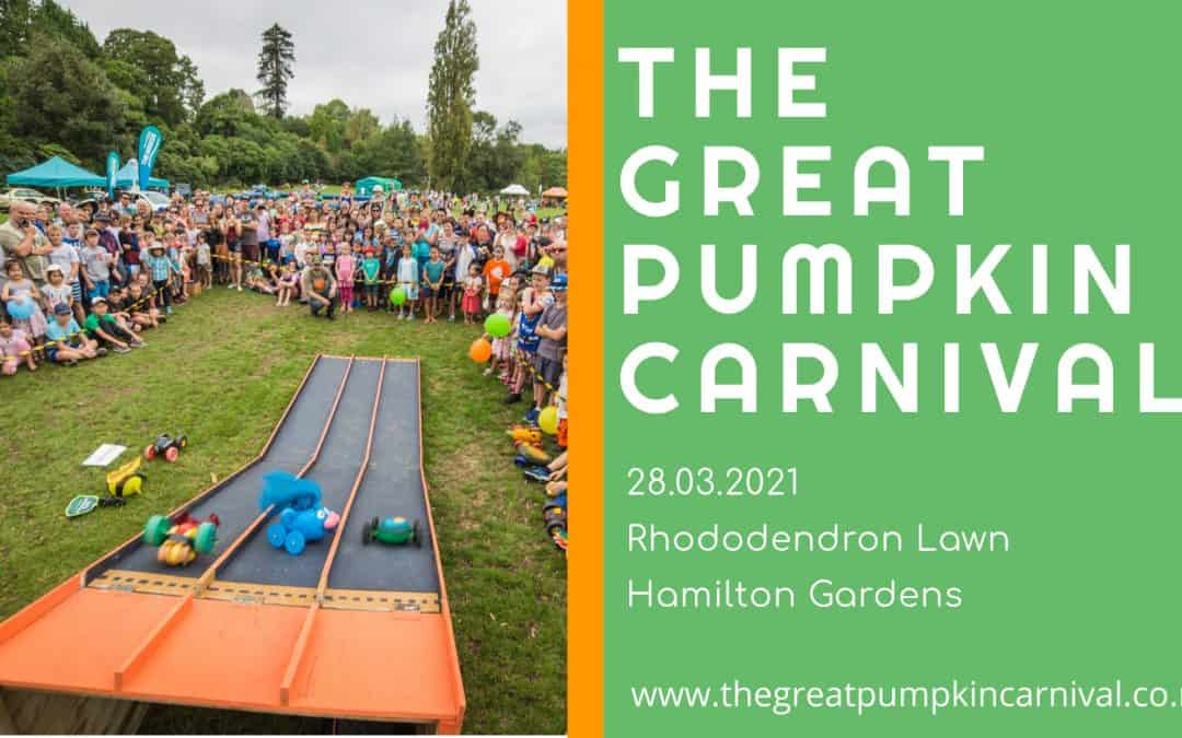 Date of 2021 Carnival and AGM Date